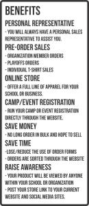 AO Store Flyer Benefits